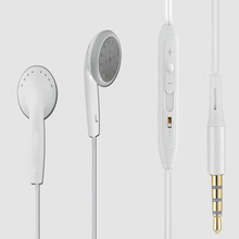 IS-4 universal headset bass earbud in-ear earphone with mic for iPhone 6 5s Samsung xiaomi huawei sony oppo lg phones MP3 MP4(China)