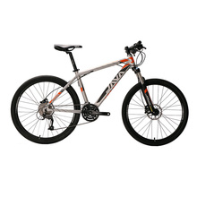 2017 New JAVA 26-inch Unisex Mountain Bicycle 27 Speed Double Disc Brake Aluminum Alloy Mountain Bike