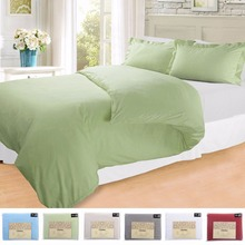 3 Piece Duvet Cover and Shams Set King Queen Full Twin(China)