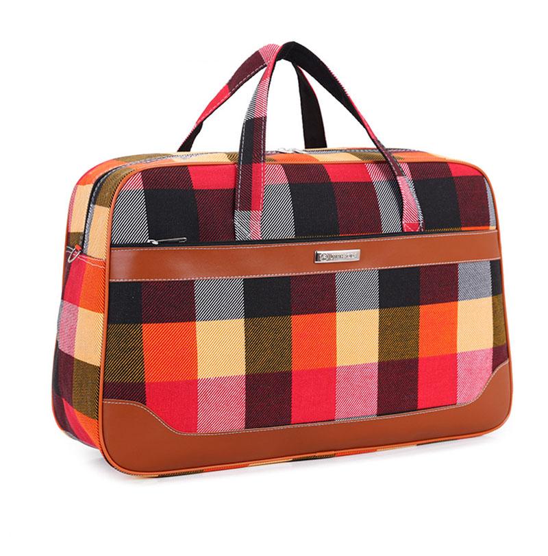 867ad3239b2d Mara S Dream New Arrival Large Capacity Canvas Duffle Bag Hand ...