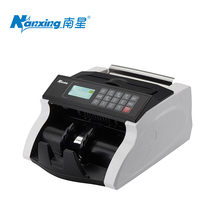 Money Counterfeit Detector Money Counting Machine Bill Counter Machine LED Currency Detector USD EUR Checkout Function NX-630