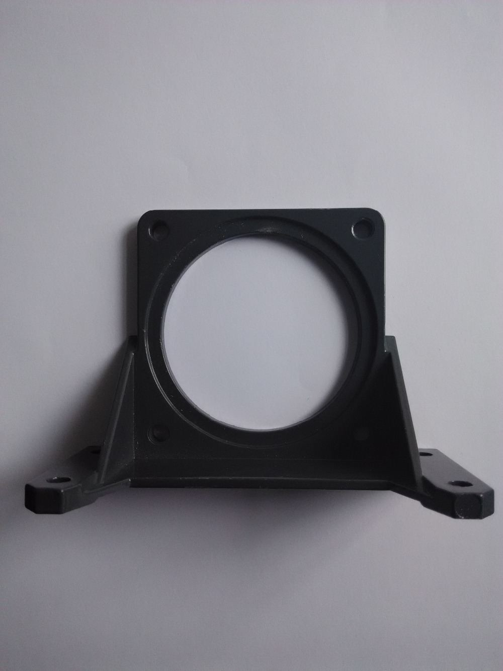 Factory outlets 60x60 motor Mounting dimensions bracket metal Durable and not easily broken Flanges(China)