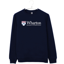 Wharton University of Pennsylvania college sweatshirts top brand clothing for men women hq winter autumn casual thicken pullover