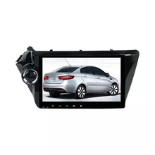 ChoGath(TM)  Quad Core RAM 1GB 9'' Android 5.1 Car video Navigation GPS Player for Kia RIO/K2 2011-2015 without Canbus