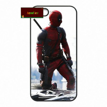 Movie Knife Deadpool hero Phone Cases Cover For iPhone 4 4S 5 5S 5C SE 6 6S 7 Plus 4.7 5.5 UJ0671(China)