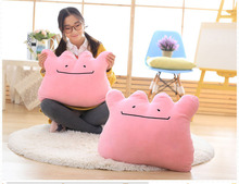 "20"" 50cm Anime Ditto Plush Stuffed Doll Toys Pink Pillow Cushion Dolls SA1481(China)"
