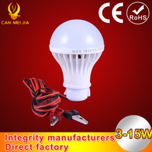 CANMEIJ DC 12V Led Bulb E27 Lamp Emergency Outdoor Camp Tent Night Fishing Hunting 12V LED Light lamparas 3W 5W 7W 9W 12W 15W