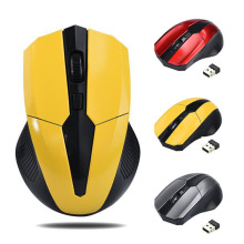 New Original Wireless Gaming Mouse Sem Fio 2000DPI Adjustable Optical Computer Games Mouse USB Receiver Mice for PC Laptop