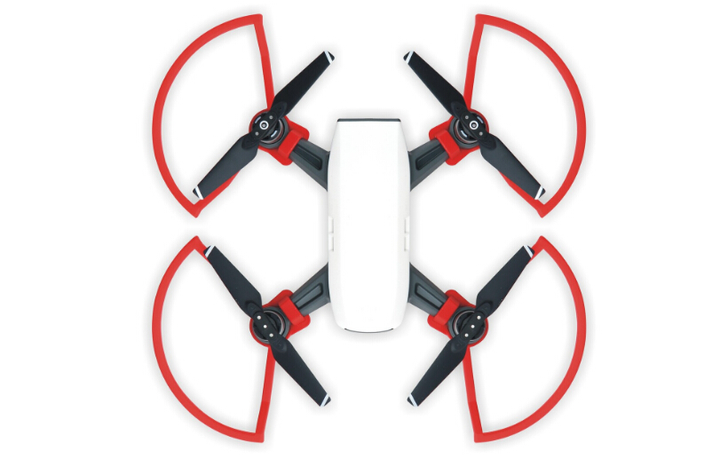 Propeller Props Guard Bumper Blade Crashproof Protector for DJI Spark Drone Quadcopter