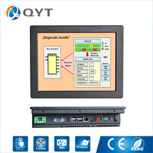 "Fanless Industrial Panel pc 10.4"" PPC 4*USB 10.4 inch 2GB DDR3 32G DDS lcd Touch Panel pc with Inter J1900 2.0GHz(China)"