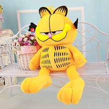 Stuffed animal 30cm 13inch garfield plush toys dolls kids pillow garfield toys birthday gift Free Shipping(China)
