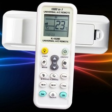 HOT ZWBUMD Universal LCD Display A/C Remote Control Controller for Air Conditioner K-1028E Muli-White