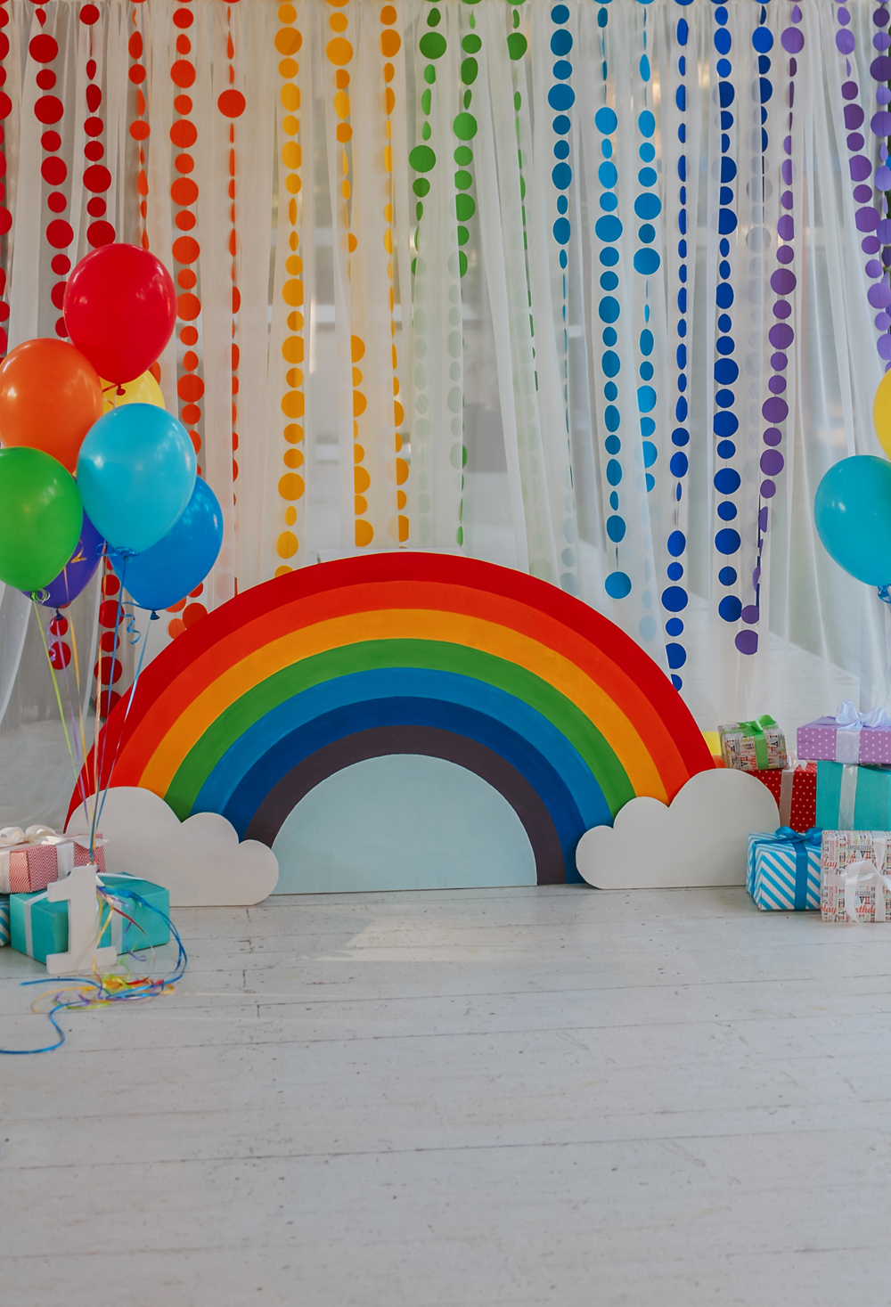 How to Set Up a DIY Photo Booth With Props and Backdrop Birthday photo booth backdrop