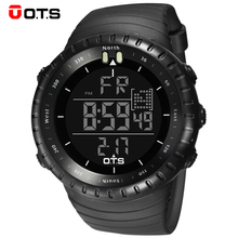 Fashion Sport Digital Wrist Watch Men Waterproof Led Electronic Military Army Black Clock Male Relogio Masculino Hodinky Hot 37