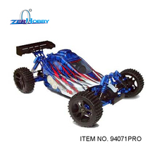 HSP RACING PRO FACLE NO. 5 RC CAR TOYS 1/5 GAS POWERED REMOTE CONTROL BUGGY 30CC ENGINE HIGH SPEED (ITEM NO. 94071PRO)(China)