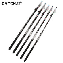2.7m 3.6M 4.5M 5.4M 3.0M 6.3M Spinning Fishing Rod M Power Fishing Rod Telescopic Fishing Rods 4.5(China)