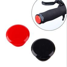 2pcs Bicycle Bike MTB Components PE Handlebars Ends Stopper Fit 22mm Caliber Handle Bar Grips Plug Fit for most of bicycle  hot