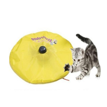Free Shipping Cat toy Undercover Mouse Panic Mouse cat's meow electronic cat Toy cat Training Tool