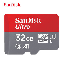 SanDisk Micro SD Memory Card 32GB 16GB Class10 UHS-1 MicroSDHC Mini SD Card 64GB 128GB MicroSDXC For Android SmartPhone(China)