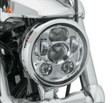 "5 3/4 Headlight For Harley Davidson 883 5-3/4"" 5.75 Inch Motorcycle Projector Hi / Low HID LED Front Driving Headlamp Head Light"