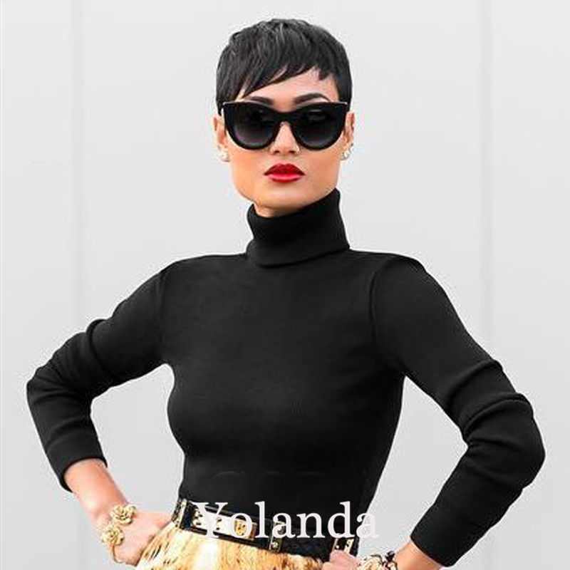 Short Human Natural Hair Wigs New Hairstyle For Black Women Brazilian Virgin None Lace Human Short Hair wigs free shipping<br><br>Aliexpress
