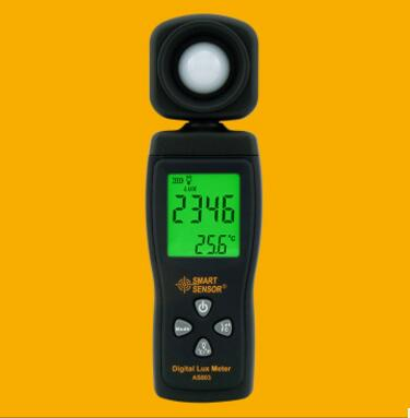 AS803 Digital photography Mini spectrometer actinometer Luminance meter Measurement display with range 1~100.000lux<br><br>Aliexpress