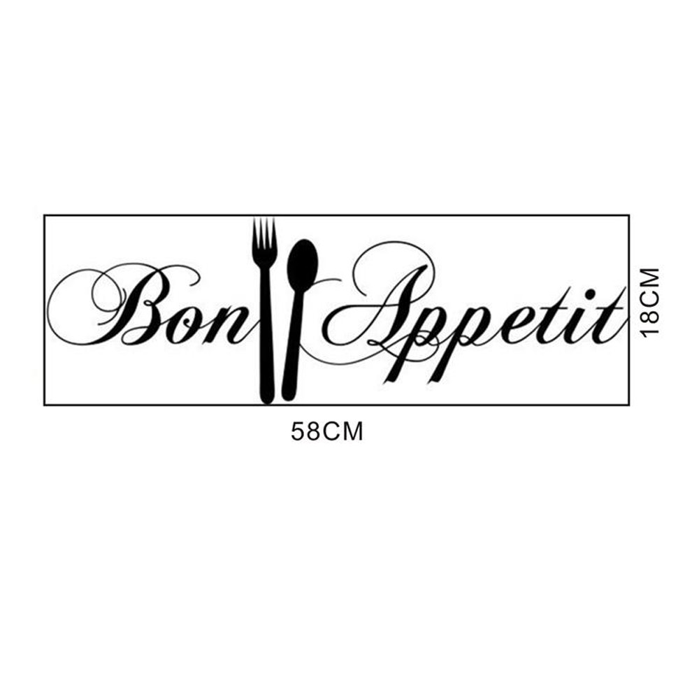 HTB1PnFyaXmWBuNjSspdq6zugXXaC - DIY Knife And Fork Removable Wall Decal
