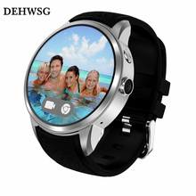 DEHWSG X200 SmartWatch Android phone MTK6580 Quad Core 8GB+512MB smart watch Heart Rate Monitor With WIFI Camera 3G VS KW88 LES1