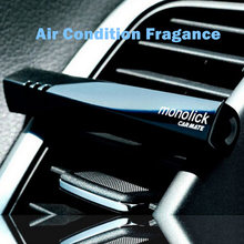 JELC Car-Styling Original Magic Car Perfume Conditioning Vent Clip Air Freshener 4 Types Of Fragrances Purifier Scent Smell