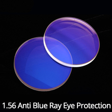 Buy SECG 1.56 Aspherical Lenses Anti Blue Light Presbyopia Prescription Optical Lens Eyes Protection Reading Eyewear for $16.73 in AliExpress store