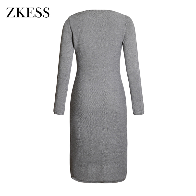 Gray-Women-s-Hand-Knitted-Sweater-Dress-LC27772-11-3