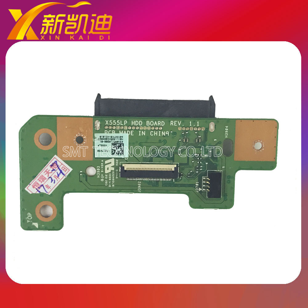 Genuine Original For ASUS X555L X555LD X555LP X555LI HDD hard drive BOARD X555LD HDD BOARD<br>