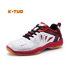 K-TUO New Arrival Men Badminton Shoes Professional Male Sport Shoes Men's Sneakers Cushioning Breathable Students Shoes KT-K066(China)