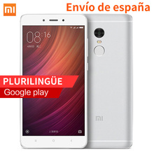 Original Xiaomi Redmi Note 4 3GB RAM 32GB ROM Smartphone MTK Helio X20 Deca Core Note 4 5.5 inch FHD 13MP Fingerprint ID Phones
