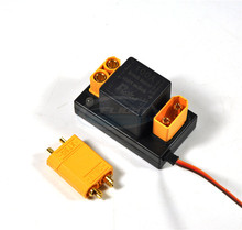 Rcexl RC Airplane 100A Brush Motor Electronic Switch For EME Starter Above 35cc