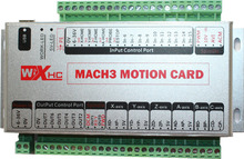 XHC 6 axis mach 3  motion control card cnc interface board MK6 5 axis controller