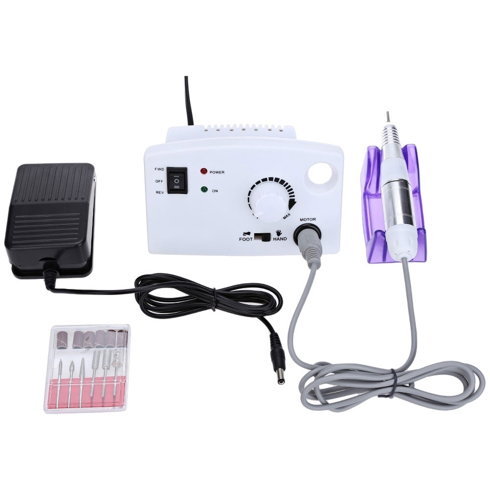 Professional Nail Tools Grinding Manicure False Electric Mill Cutters Drilling Machine Drill and  Accessory<br>