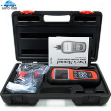 Autel Maxidiag Elite MD802 4 systems Update Via Internet Engine + Transmission + ABS + Airbag Autel MD802 Diagnostic Tool(China)