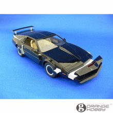 OHS Aoshima 04355 1/24 Knight Rider KITT SPM Mode Scale Assembly Car Model Building Kits