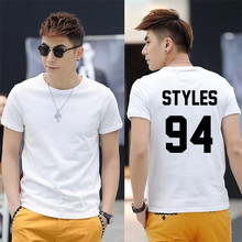 Harry Styles Shirt 1D One Direction pure cotton T Shirt