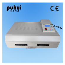 PUHUI T-962C BGA Rework Station T962C Reflow Oven Machine Infrared Heater 2500W(China)