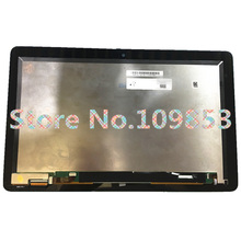 Original For DEll Venue 11 Pro Sharp Version LQ108M1JW01 Tablet LCD Display Touch Digitizer Screen Assembly