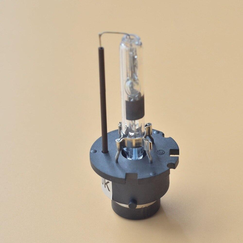 6000 FEELDO 35W D2H HID Xenon Light Bulbs Compatible with D2S//D2R//D2C//D4S for Retrofit