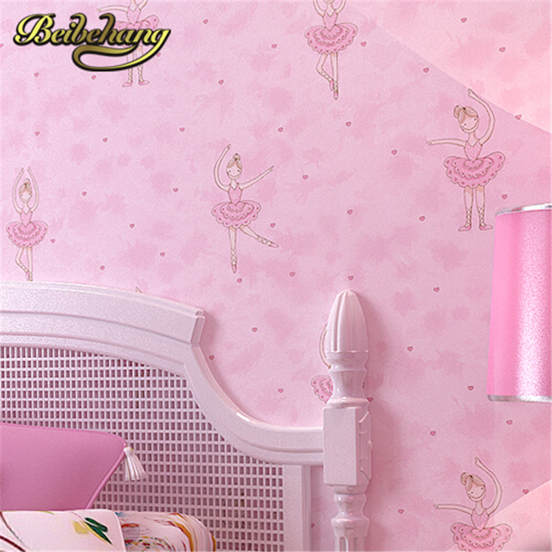 beibehang modern cartoon kid wallpaper children papel de parede 3D wall paper rolls for living room bedroom wall paper<br>