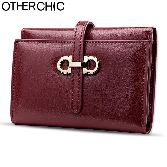 Short Vintage Leather Wallets Women  Small Wallet Coin Pocket Credit Card Holder Solid Wallet Female Purses Money Bag7N01-25<br><br>Aliexpress