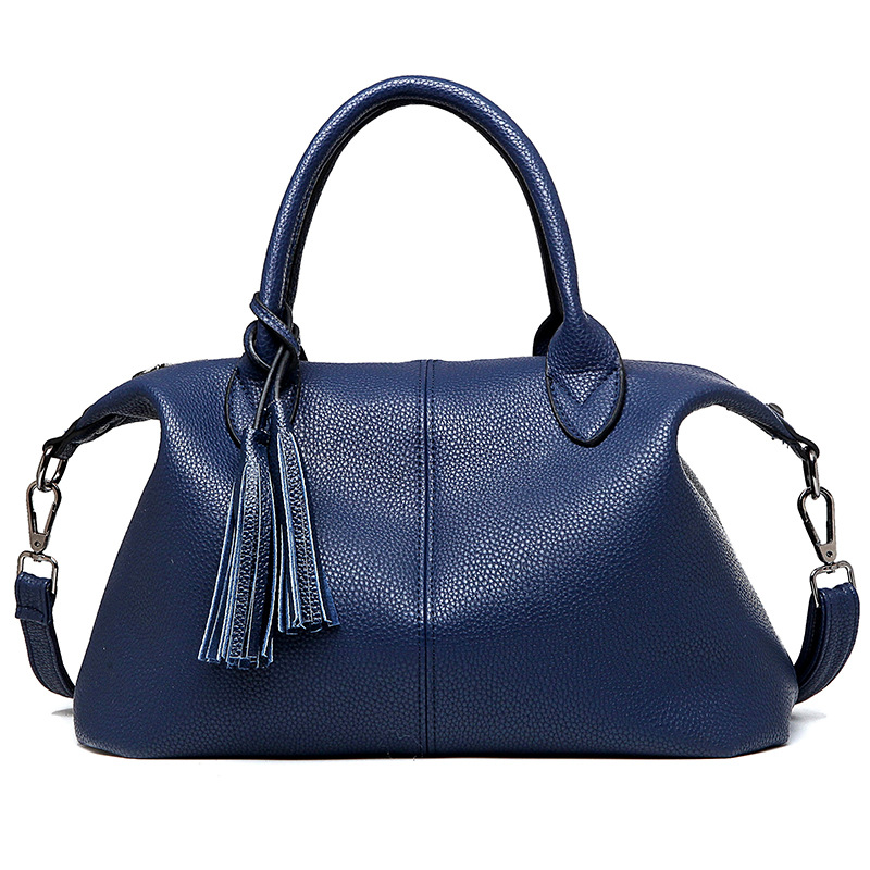 Genuine Leather bags for women 2016 popular women leather handbags luxury handbags women bags designer bolsa feminina Shoulder<br>