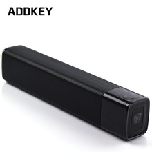 ADDKEY N1000 altavoz Bluetooth DSP MaxxAudio Smart Subwoofer 20W Portable NFC Touch Wireless Bluetooth Speaker for xiaomi iphone(China)