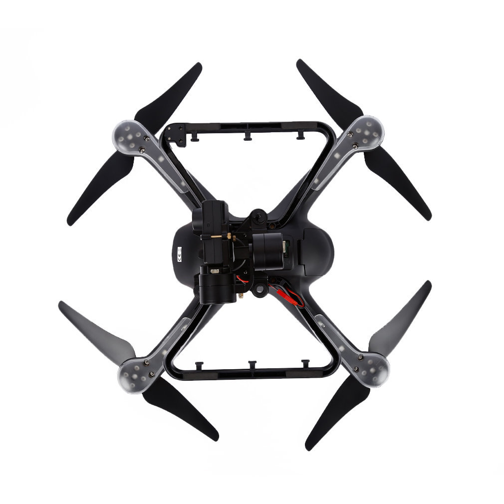 Hubsan Black RC Drone X4 Pro H109S 5.8G FPV with 1080P HD Camera 1 Axis Gimbal GPS 7CH Quadcopter RTF Drone Standard Edition New