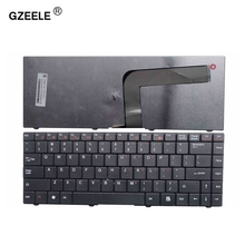 GZEELE Laptop English Keyboard for Hasee F1400 F1000 F2000 F3000 D6 F4000 F1500 F810T Q550 F525T Q550S Q550T F555T black US NEW(China)