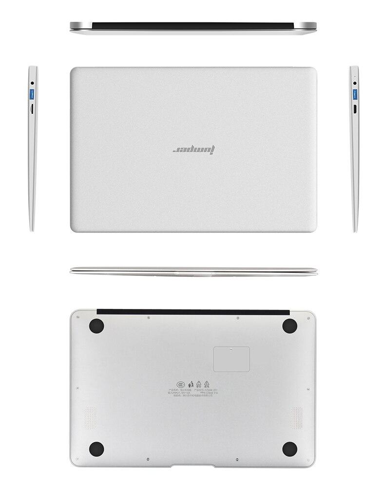 Jumper EZbook 3 SL laptop 13.3 1080P IPS ultrabook Intel Apollo Lake N3450 6GB DDR3 64GB eMMC notebook Dual Band WIFI computer (11)